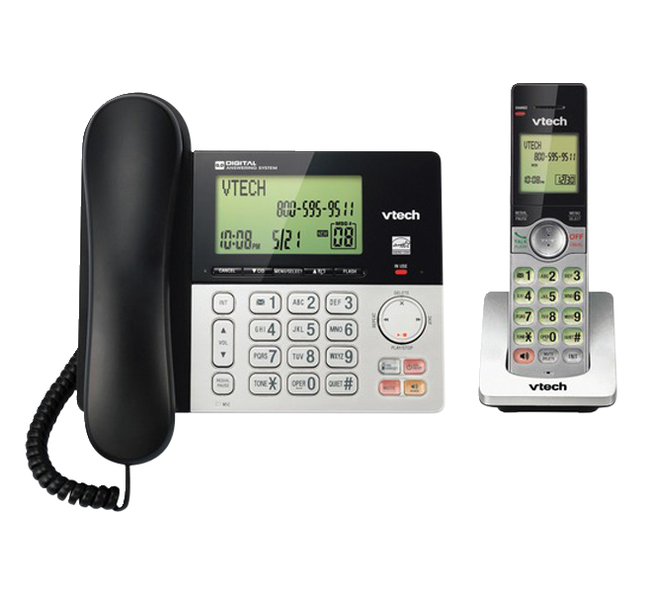 Image for VTech CS6949 DECT 6.0 Standard Phone from School Specialty