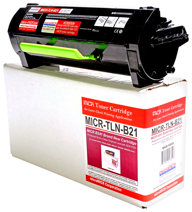 Black Laser Toner, Item Number 2049277