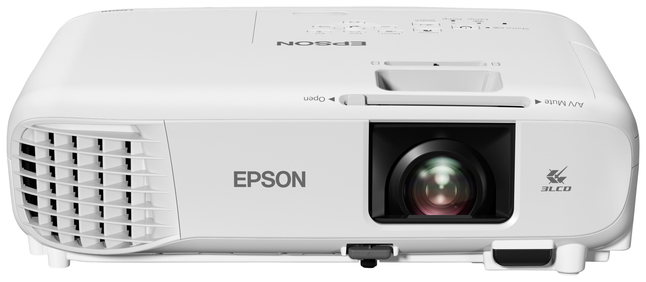 Image for Epson PowerLite W49 LCD Projector from School Specialty