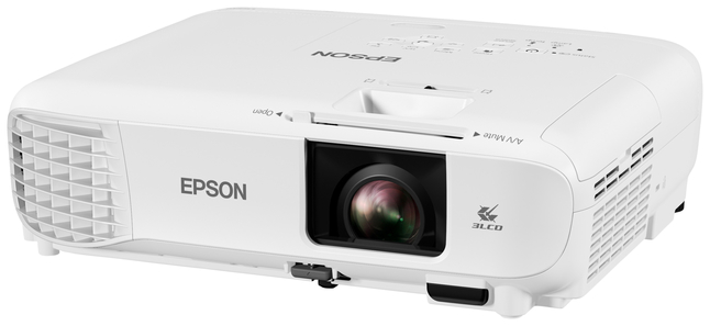 Image for Epson PowerLite 119W LCD Projector from School Specialty