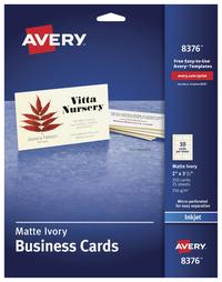 Business Cards, Item Number 2049404