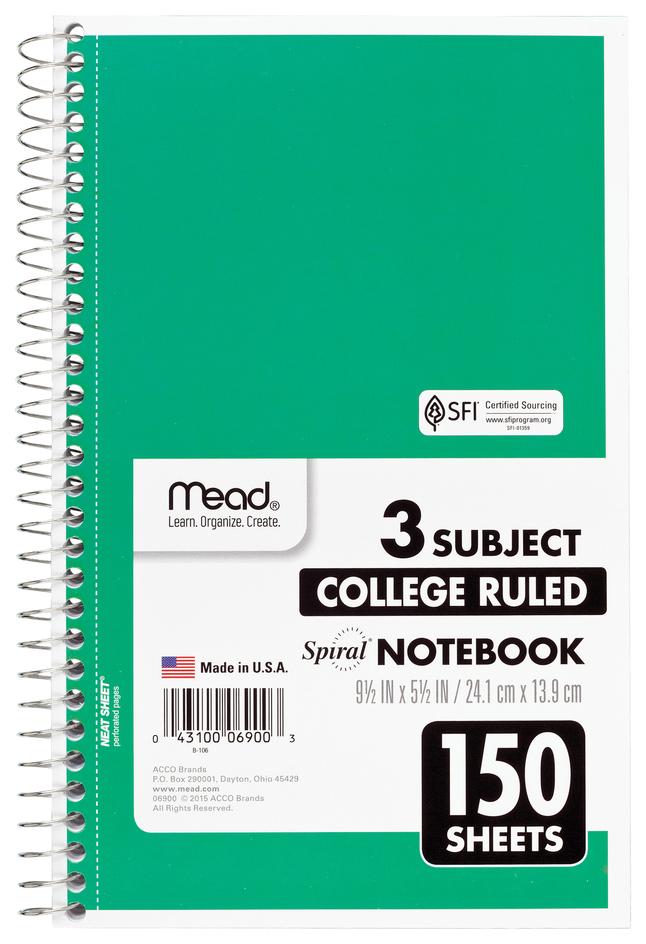 Wirebound Notebooks, Item Number 2049406