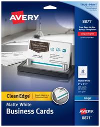Business Cards, Item Number 2049412
