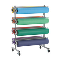 Paper Roll Dispensers, Paper Roll Racks, Item Number 204953