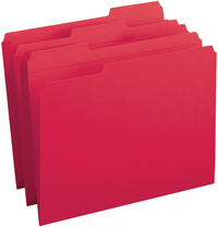 Top Tab Files/Folders, Item Number 2049591