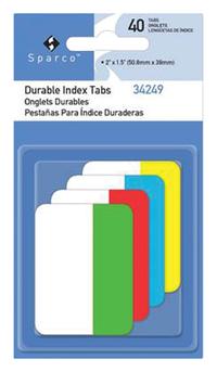 Index Dividers, Item Number 2049621
