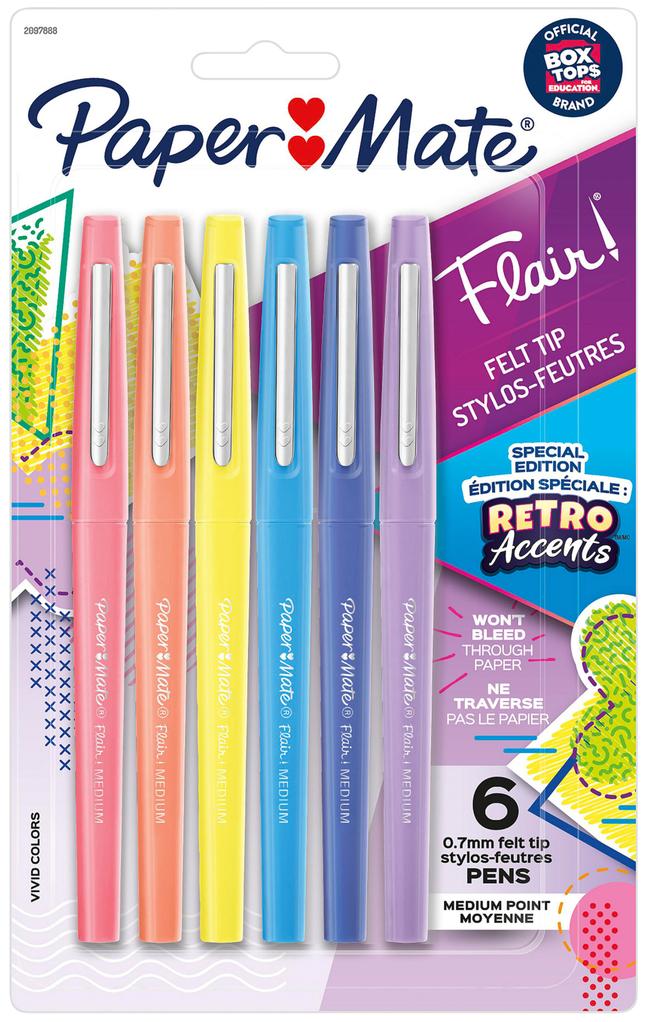 Fiber Tip Pens, Item Number 2049756