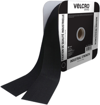 Image for VELCRO Brand Industrial Fastener Tape, 25 ft Length x 2 Width, Black, 1 Roll from School Specialty