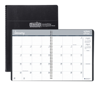 Image for House of Doolittle Wire Bound Recycled Monthly Planner, December January 2022 from School Specialty