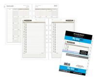 Planner Refills and Calendar Refills, Item Number 2049894