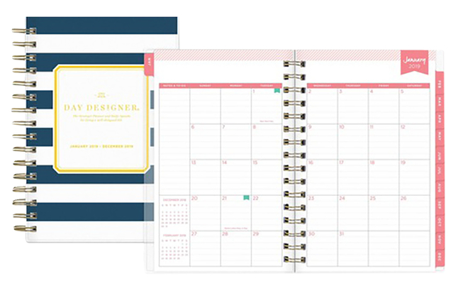 Planner Refills and Calendar Refills, Item Number 2049929