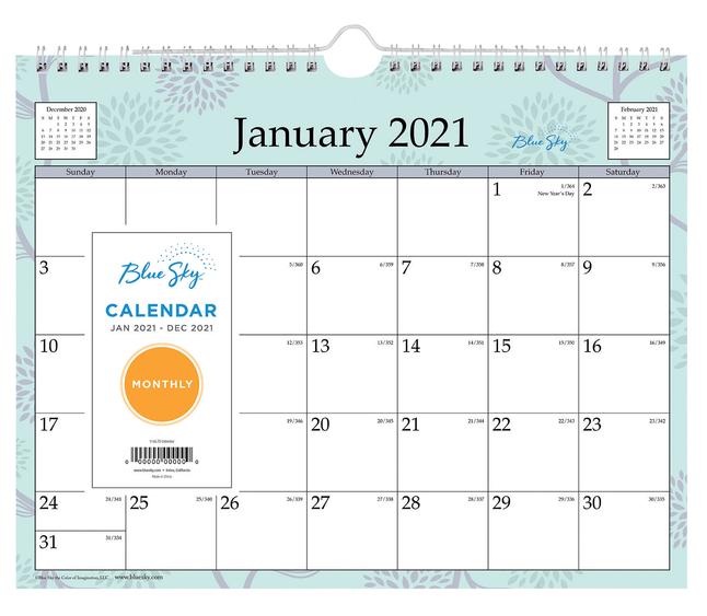 Calendars, Item Number 2049930
