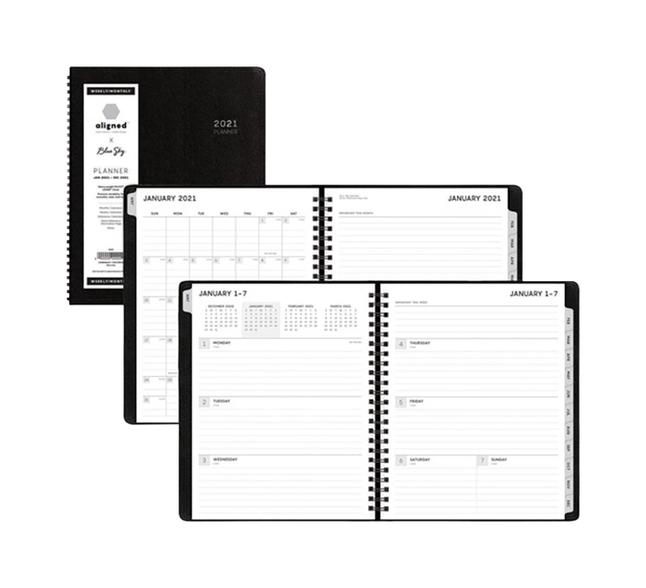 Planner Refills and Calendar Refills, Item Number 2049947