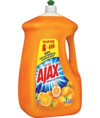 Image for Colgate Palmolive Ajax Dish Liquid, Citrus Scent, 90 Ounces from School Specialty