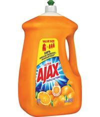 Image for Ajax Dish Liquid, Citrus Scent, 90 Ounces from SSIB2BStore