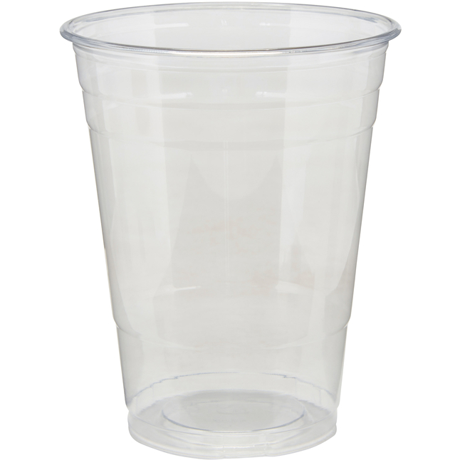 Image for Dixie Plastic Cold Cups, 16 Ounces, Clear, Pack of 500 from School Specialty