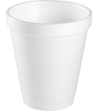 Image for Dart Insulated Foam Cups, 8 Ounce, Pack of 1000 from SSIB2BStore