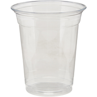 Image for Dixie Plastic Cold Cups, 12 Ounces, Clear, Pack of 500 from SSIB2BStore