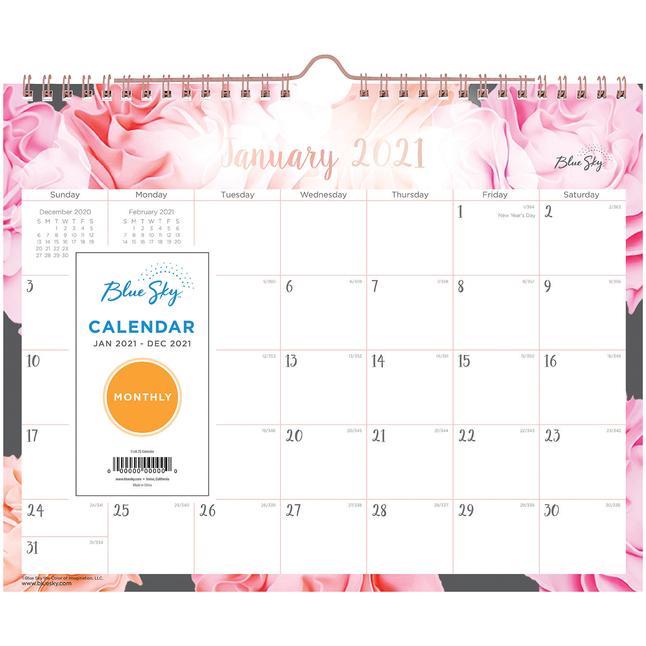 Calendars, Item Number 2050024