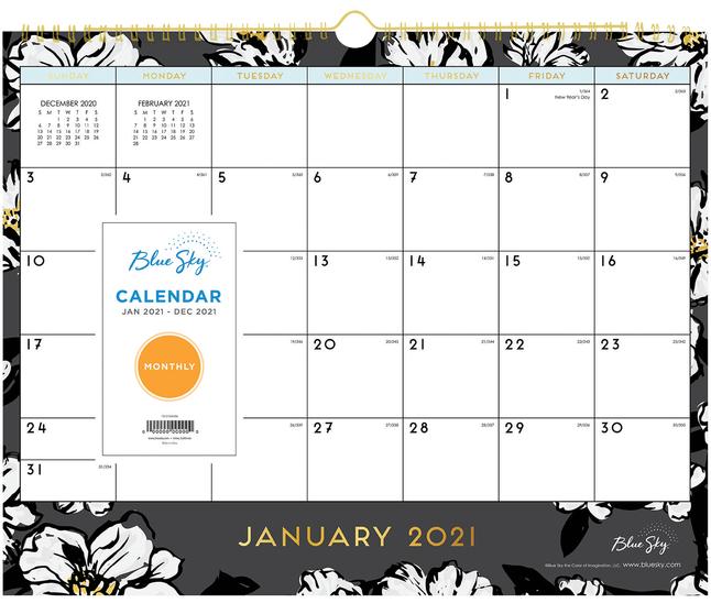 Calendars, Item Number 2050029