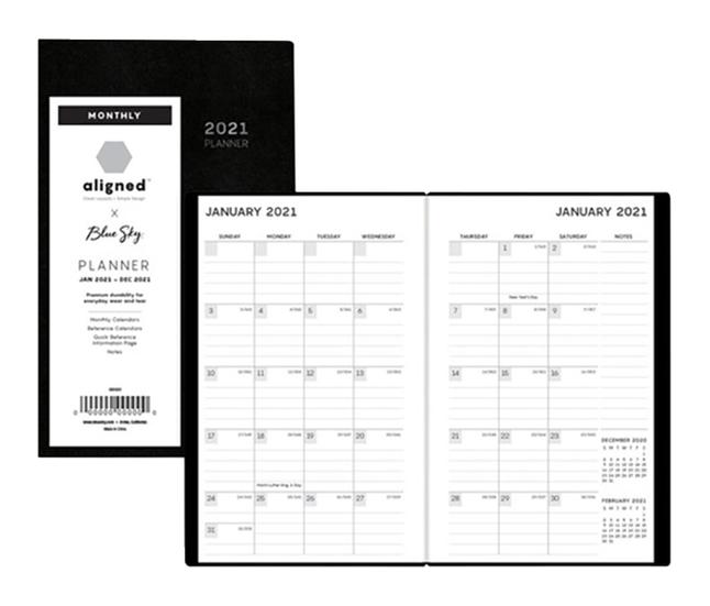 Planner Refills and Calendar Refills, Item Number 2050033