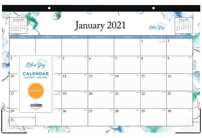 Calendars, Item Number 2050035