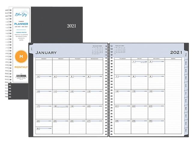 Planner Refills and Calendar Refills, Item Number 2050039