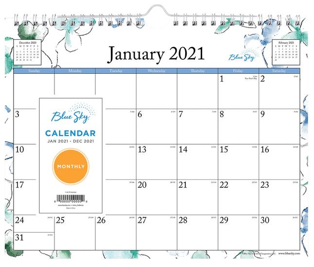 Calendars, Item Number 2050043