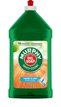 Image for Murphy Oil Squirt/Mop Soap, 32 Ounces, Case of 6 from School Specialty