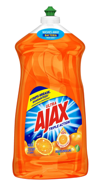 Image for Colgate Palmolive Ajax Dish Liquid, Citrus Scent, 52 Ounces from School Specialty
