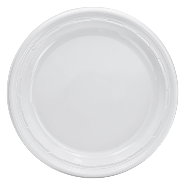 Image for Dart Famous Service Impact Plastic Dinnerware, 9 Inches, Pack of 500 from School Specialty