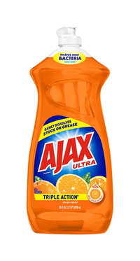 Image for Colgate Palmolive Ajax Dish Liquid, Citrus Scent, 28 Ounces from School Specialty