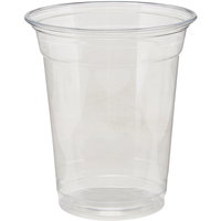 Image for Dixie Plastic Cold Cups, 12 Ounces, Clear, Pack of 25 from SSIB2BStore