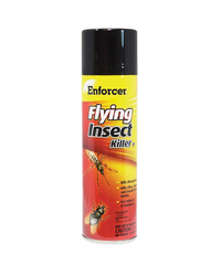 Image for Enforcer Flying Insect Killer, Spray, 16 ounces, 12 / Carton from School Specialty