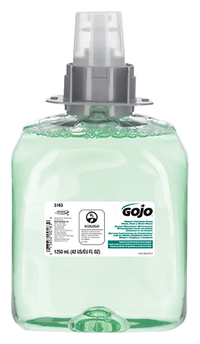 Image for GOJO FMX-12 Hand Soap Refill, Cucumber Melon, 42.3 Ounces, Case of 4 from School Specialty
