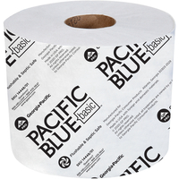 Image for Georgia Pacific Envision Bath Tissue, 1 Ply, Case of 48 Rolls from SSIB2BStore