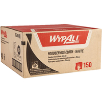 Image for Wypall X80 Foodservice Towels from School Specialty
