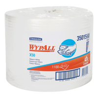 Image for Wypall X50 Wipers, 9.80 Inches Width x 13.40 Inches Length from School Specialty