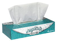 Image for Angel Soft Professional Series Facial Tissue, 2 Ply, 100 Count, Case of 30 from SSIB2BStore