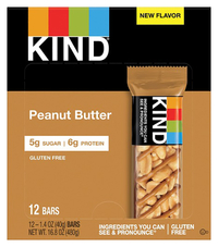 Image for KIND Nuts & Spices Bars, Box of 12 from School Specialty