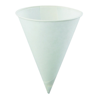 Image for Konie Paper Cone Cups, 4 Ounces, Pack of 200 from SSIB2BStore