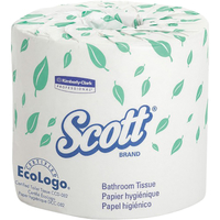 Image for Scott Standard Bathroom Tissue, 1 Ply from SSIB2BStore