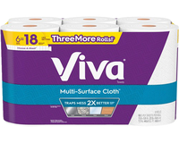 Image for Viva Multi-Surface Paper Towels, Pack of 6 from SSIB2BStore