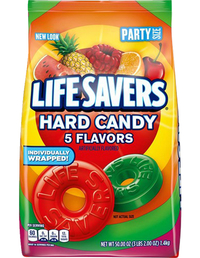 Image for Life Savers Hard Candy, Assorted Flavors from School Specialty