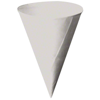 Image for Konie Paper Cone Cups, 4.5 Ounces, Pack of 200 from SSIB2BStore