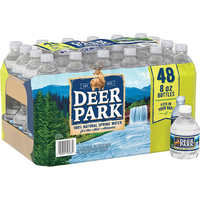 Image for Deer Park Natural Spring Water, 8 Fluid Ounces from SSIB2BStore