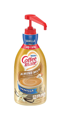 Image for Nestle Coffee Mate Vanilla Almond Milk Creamer, 50.70 Fluid Ounces from School Specialty