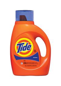 Image for Tide Original Laundry Detergent, Concentrate Liquid, 46 Fluid Ounces, Original Scent from SSIB2BStore
