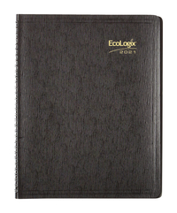 Image for Brownline Ecologix 14-month Monthly Planner from School Specialty