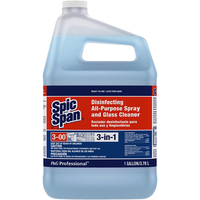 Image for Spic and Span 3-in-1 All-Purpose Glass Cleaner, Spray,128 Fluid Ounces, Fresh Scent from School Specialty